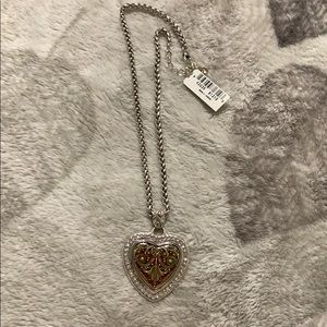 New Brighton Heart ❤️ Song Necklace